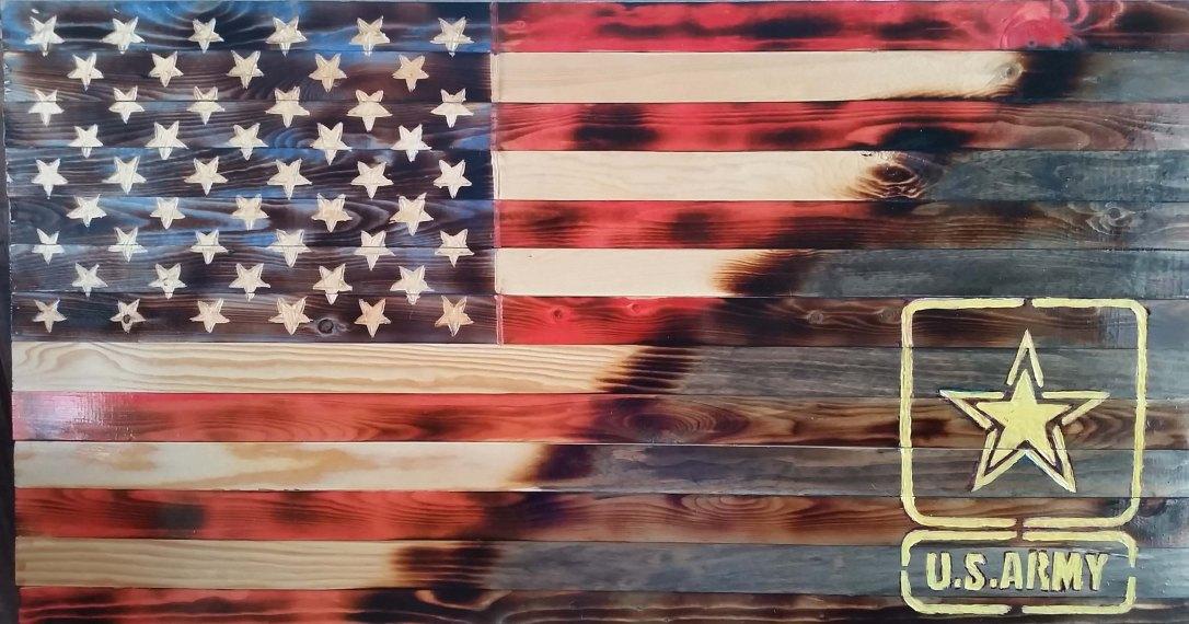 us arny flag