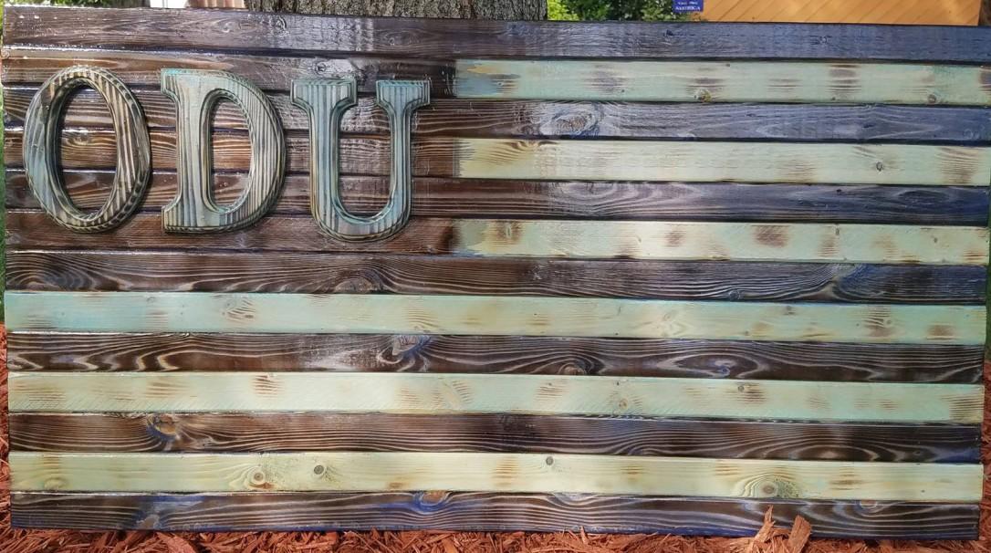 ODU sign
