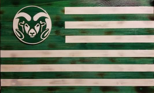 cu 1 flag